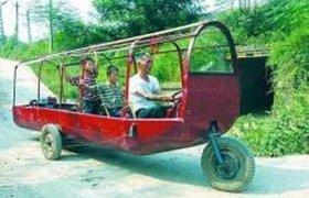 Китайские автомобили догонят отечественные через 4 года