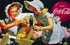Как выглядела реклама известных брендов 60 лет назад