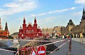 Красную площадь закроют на капремонт