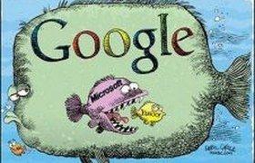 Googleворот вещей в природе