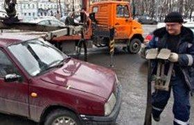 Депутаты хотят запретить эвакуацию машин из дворов домов