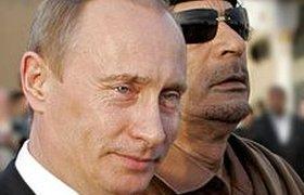 Россия простит Ливии $4,5 млрд в обмен на многомиллиардные контракты