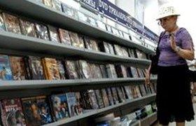 Продажи DVD достигли пика перед тем, как пойти на спад