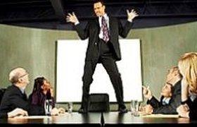 Танцы на рабочих столах