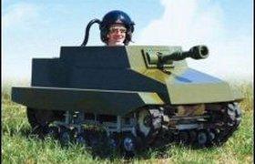 Мини-танкист