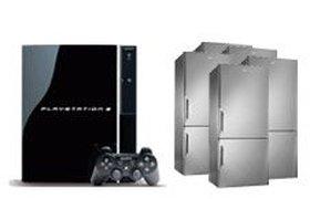 """Playstation возглавила рейтинг самых """"прожорливых"""" электроприборов"""