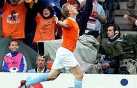 Сборная Голландии превратила футбол в поэзию