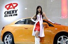 Китайские машины Chery русифицируют