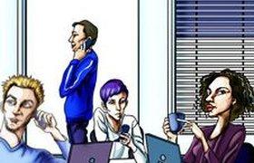 Что делают менеджеры УК «Арбат Капитал», когда им скучно?