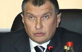 """Сечин откручивает вентили """"Газпрома"""""""
