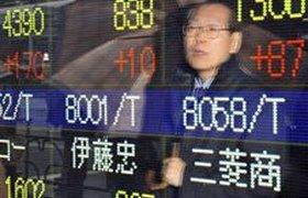 В Азии выросли финансовые компании и обвалились технологические
