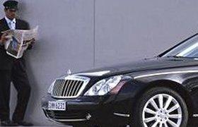 Mercedes обошел Bentley в российском рейтинге люксовых машин
