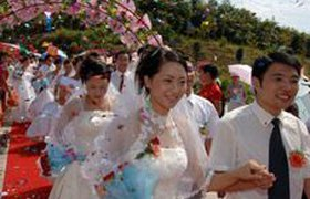 В Китае произошел бум на рынке цветов