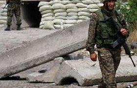 Южная Осетия и Грузия вступили на тропу войны