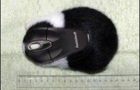 Гламурная мышь