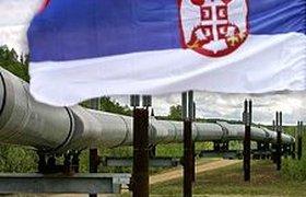 """Сербия стала частью """"Южного потока"""""""
