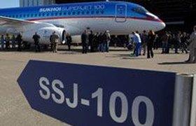Air France-KLM и Lufthansa могут купить российские лайнеры SSJ-100