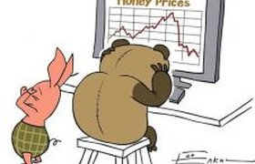 Медведи на фондовом рынке