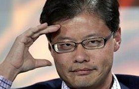 Основатель Yahoo Джерри Янг уходит в отставку