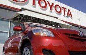 Кредитный рейтинг Toyota снизился впервые за десять лет