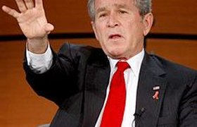 Буш переложил вину за финансовый кризис на предшественников