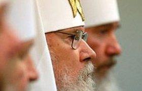 Умер патриарх Алексий II