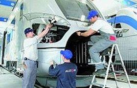 Французы будут делать для РЖД двухэтажные вагоны