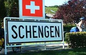 """Швейцария входит в """"Шенген"""""""
