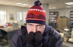 Зима. Холода. Нужно модным быть всегда
