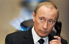 Путин и Ющенко не договорились по газу