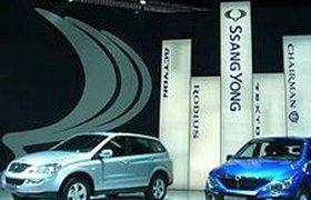 Российский автоконцерн покупает права на три модели SsangYong