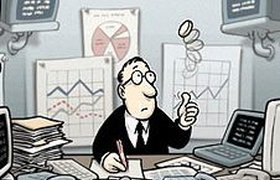 Минэкономики пересмотрело прогноз по курсу рубля на 2009 год