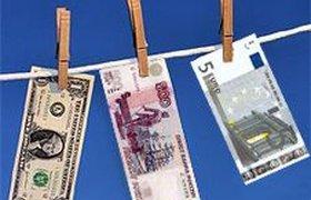 Курс рубля к бивалютной корзине достиг потолка в 41 рубль