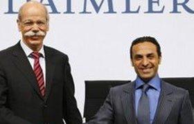 Арабские инвесторы купили 9% акций концерна Daimler
