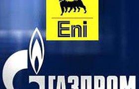 """""""Газпром"""" выкупил у Eni 20% акций """"Газпром нефти"""""""