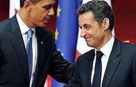 Николя Саркози за ланчем оскорбил трех мировых лидеров