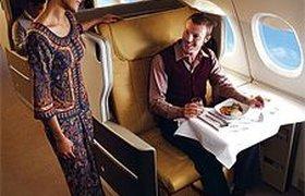 Мировые авиакомпании теряют пассажиров бизнес-класса