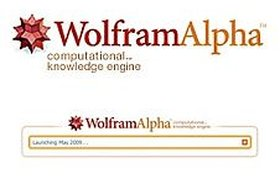 Wolfram Alpha пока не соперник Google