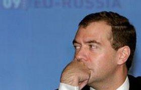 Медведев послал европейцев к Украине за гарантиями по поставкам газа