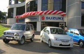"""Suzuki продлевает """"нулевой"""" кредит, чтобы оживить продажи"""