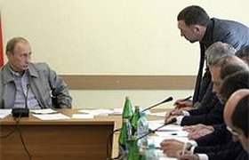 Путин заставил Дерипаску подписать договор в Пикалево
