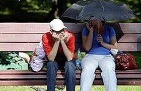 Москву ждут дождливые и прохладные выходные