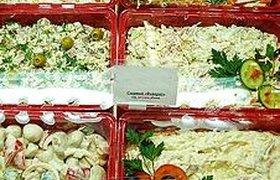 Салаты из супермаркетов оказались калорийнее Биг Мака
