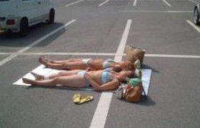 Блондинки на дороге