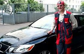 Монтажник выиграл Lexus директора