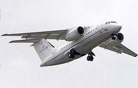 Первый региональный российский самолет Ан-148 выведен в свет