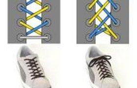 Как шнуровать ботинки?