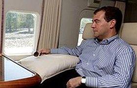 Президент России выбрал лайнеры, на которых будет летать