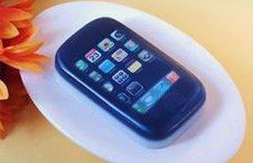 Мыло, как настоящий iPhone