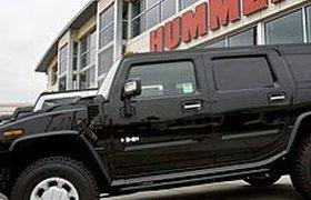 Hummer на этой неделе будет продан китайской компании